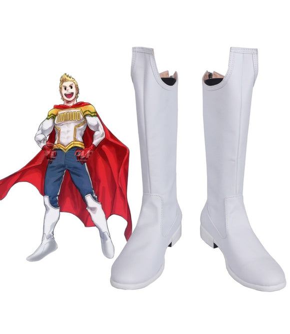 My Hero Academia Lemillion Mirio Togata Cosplay Boots Boku no Hero Academia Lemillio Cosplay Shoes Custom Made