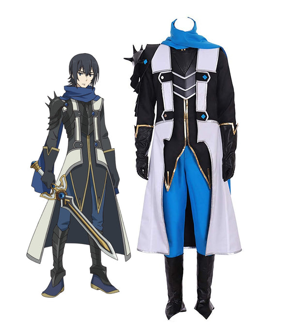 The Rising of The Shield Hero Ren Amaki Cosplay Costume Sword Hero Amaki Ren Cosplay Custom Made