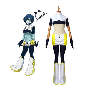My Hero Academia Bubble Girl Cosplay Costume Boku no Hero Academia Kaoruko Awata Costume Cosplay