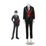 Disney Twisted-Wonderland Heartslabyul Deuce Spade Cosplay Costume Full Set