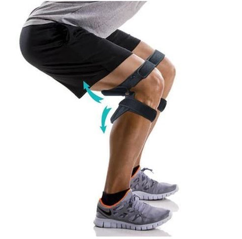 Power Booster Knee Joint Support Braces