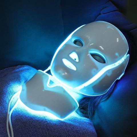 LED Light Therapy Facial Skin Care Mask