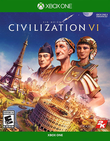 Sid Meier's Civilization VI  XBOX Digital Fast delivery
