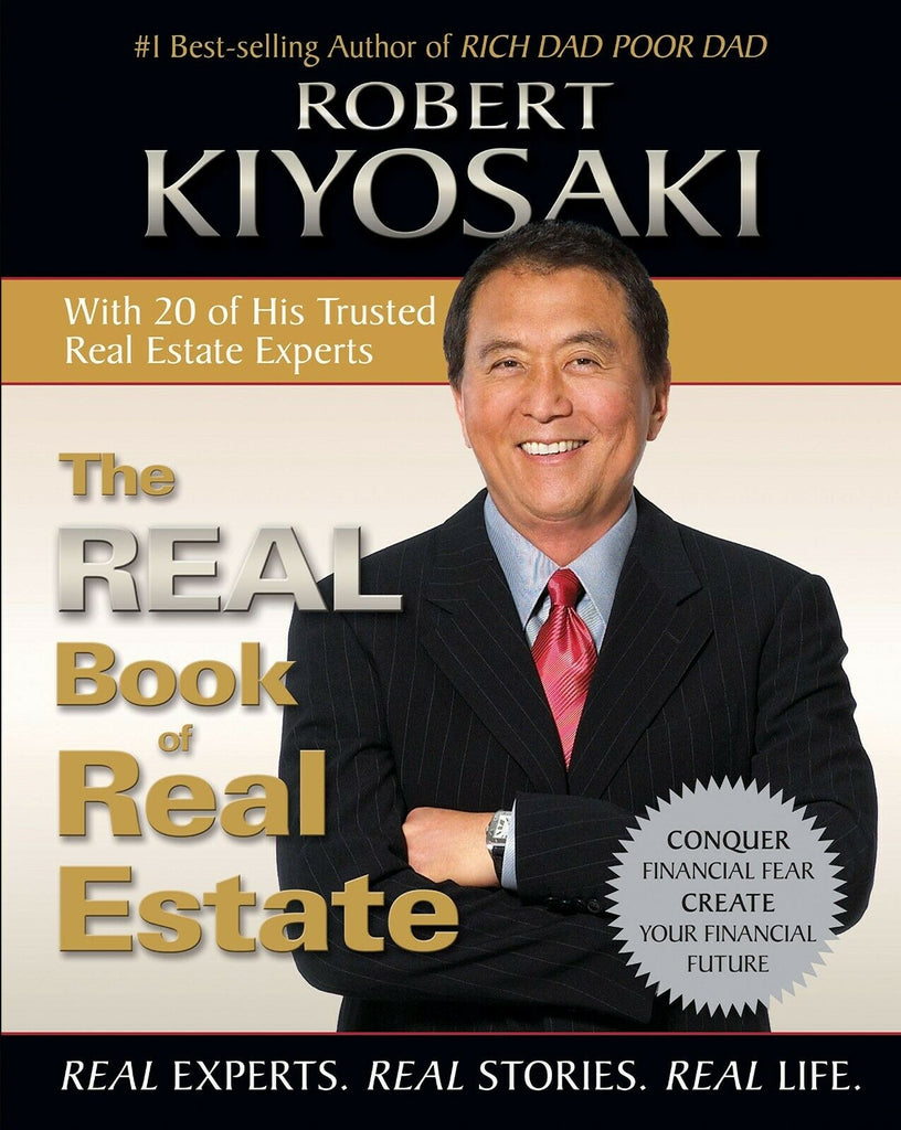 ✅ The Real Book Of Real Estate By Robert Kiyosaki  Online Book PDF