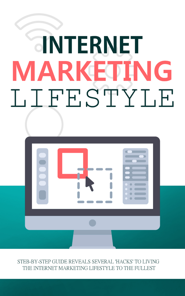 Internet Marketing Lifestyle PDF Ebook with master resell rights