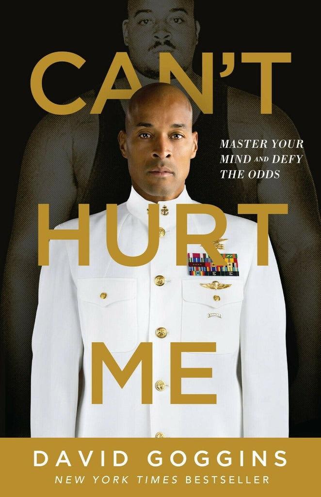 ✅ Cant Hurt Me - Master Your Mind By David Goggins  Online Book PDF