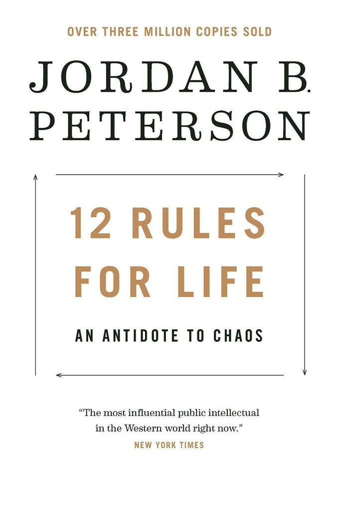 ✅ 12 Rules For Life By Dr Jordan Peterson  Online Book PDF