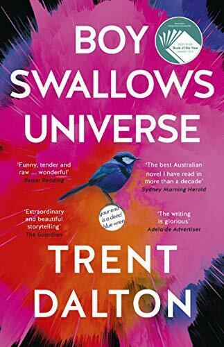 ✅ Boy Swallows Universe By Trent Dalton  Online Book PDF