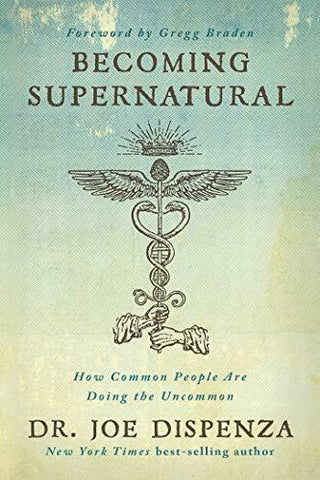 ✅ Becoming Supernatural How To Do The Uncommon Joe Dispenza  Online Book PDF