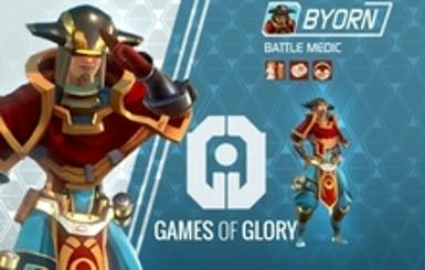 Games Of Glory - Byorn Pack (DLC)