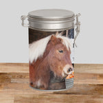 Shetland Pony Storage Tin - Try before you Buy - Kitchy & Co