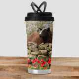 Zwartble Sheep Travel Mug - Will Ewe resist temptation - Kitchy & Co