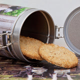 Bank Vole Storage Tin - Caught Red Handed - Kitchy & Co