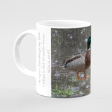 Two Ducks Mug - The Great British Weather - Kitchy & Co