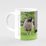 Swaledale Sheep Mug - Ewe've got to be yolking - Kitchy & Co