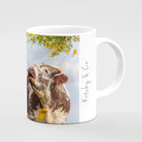 Longhorn Cow Mug - Call of the Fall - Kitchy & Co