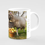 Swaledale Sheep Mug - Scrumping Apples - Kitchy & Co
