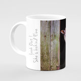 Border Collie and Sheep Mug - Look Out ! She's Behind Ewe - Kitchy & Co