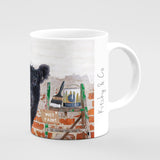 Belted Galloway Mug - And that's how belties are made - Kitchy & Co