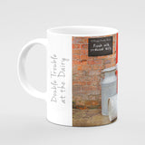 Dairy Calves Mug - Double trouble at the dairy - Kitchy & Co