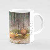 Black Labrador and Ducks Mug - Stop Ducking About - Kitchy & Co