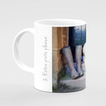 Sheep mug - 2 extra pints please - Kitchy & Co