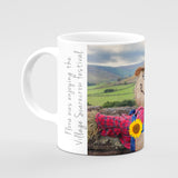 Highland Cow Mug - Village scarecrow festival - Kitchy & Co
