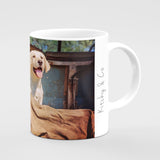 Yellow Labrador Puppy Mug - Watch and Learn - Kitchy & Co