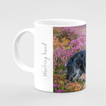 Cocker Spaniel Mug - Working Hard - Kitchy & Co