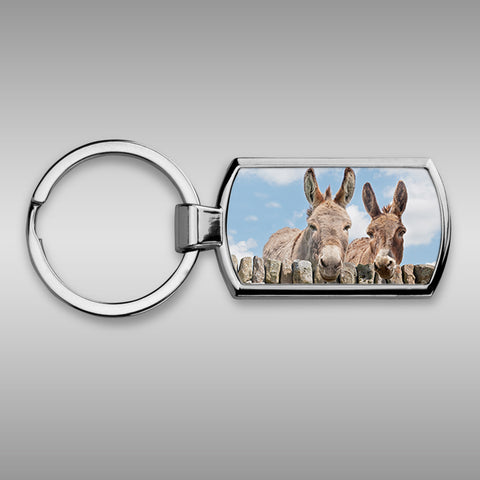 Donkey Keyring - Dandy and Buttercup - Kitchy & Co