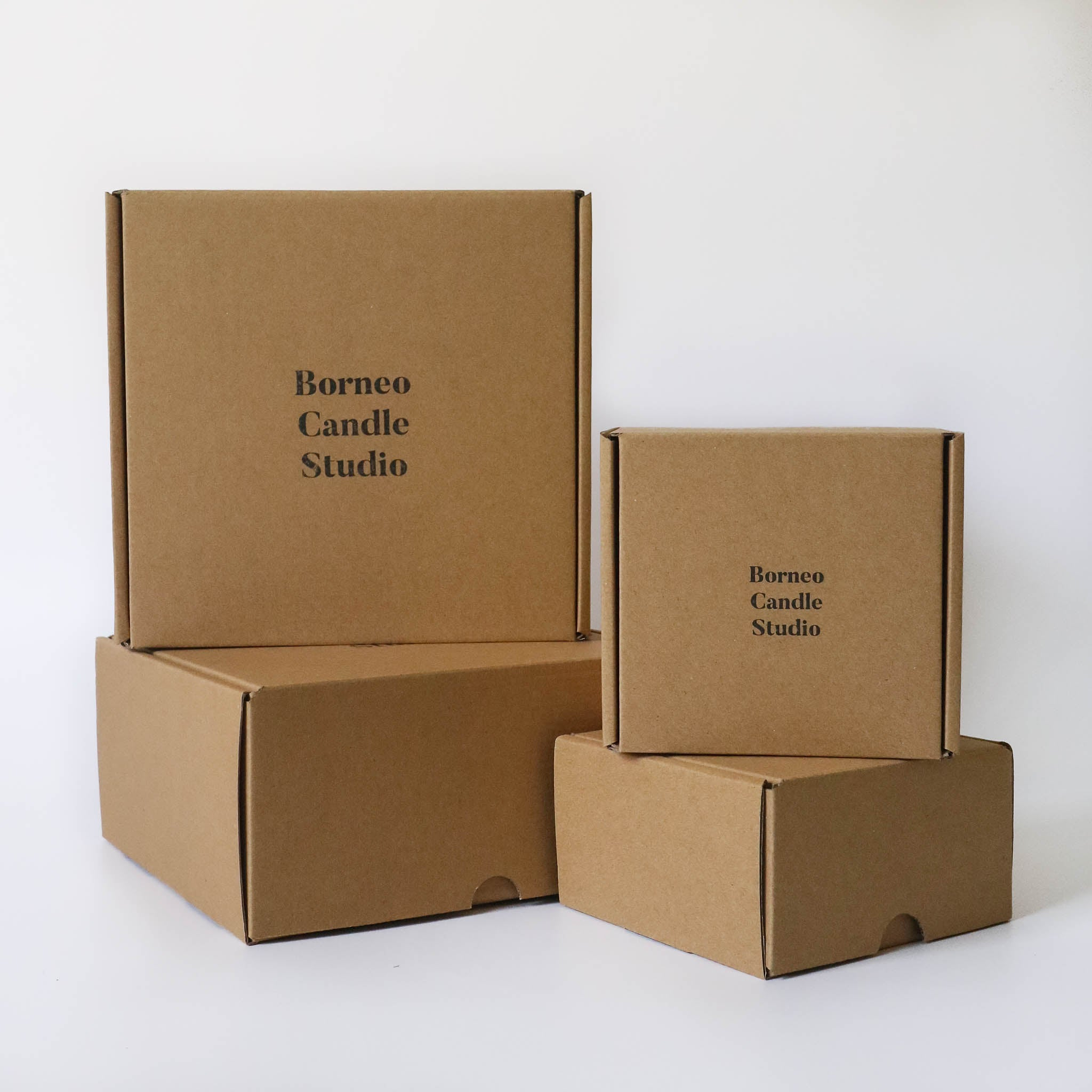 Gift Box Packaging (with personalised message card)