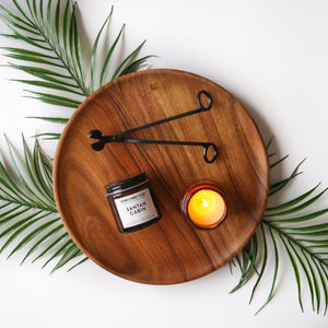 Santan Cabin | Soy Candle - Borneo Candle Studio