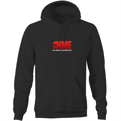 NME Official Logo - Pocket Hoodie - 1st Edition