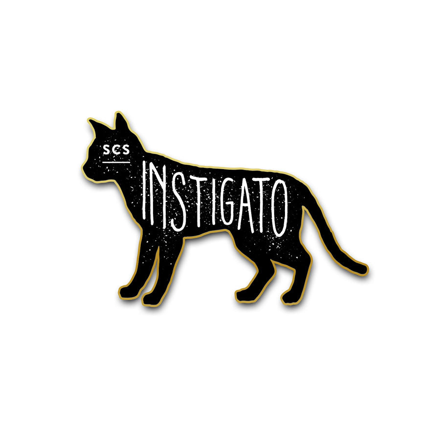 Instigato Cat Pin