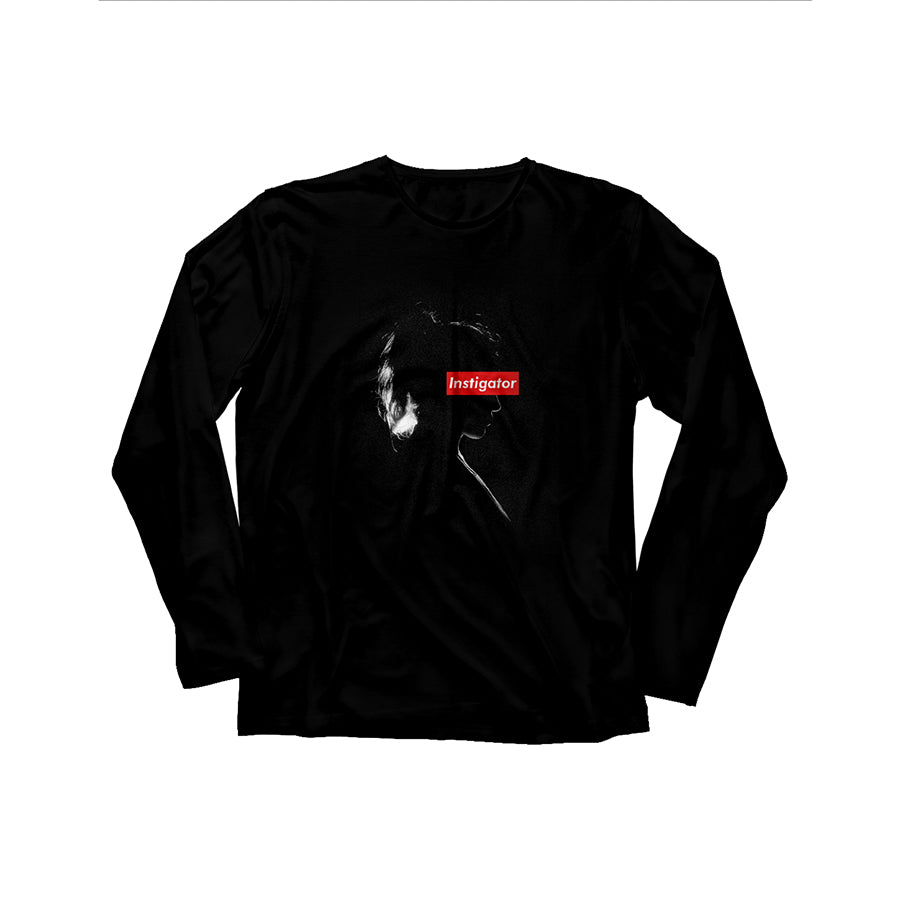 Instigating Woman Long Sleeve