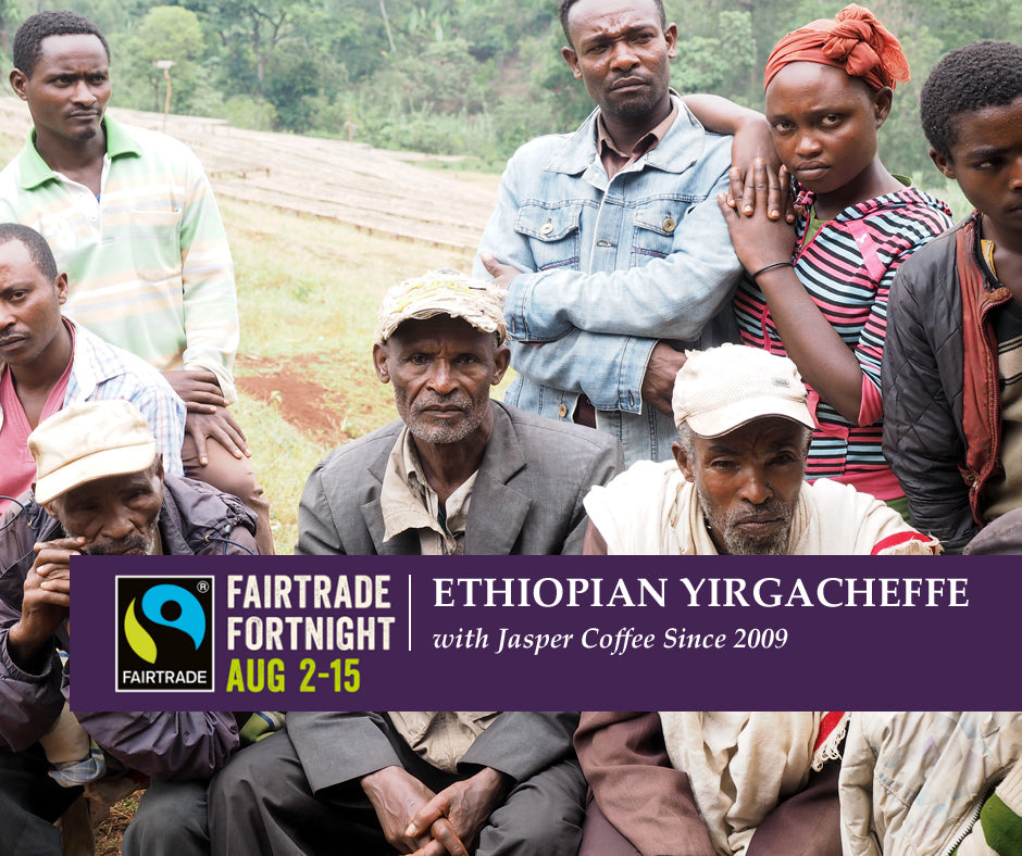 Ethiopian Yirgacheffe (Fairtrade Fortnight)