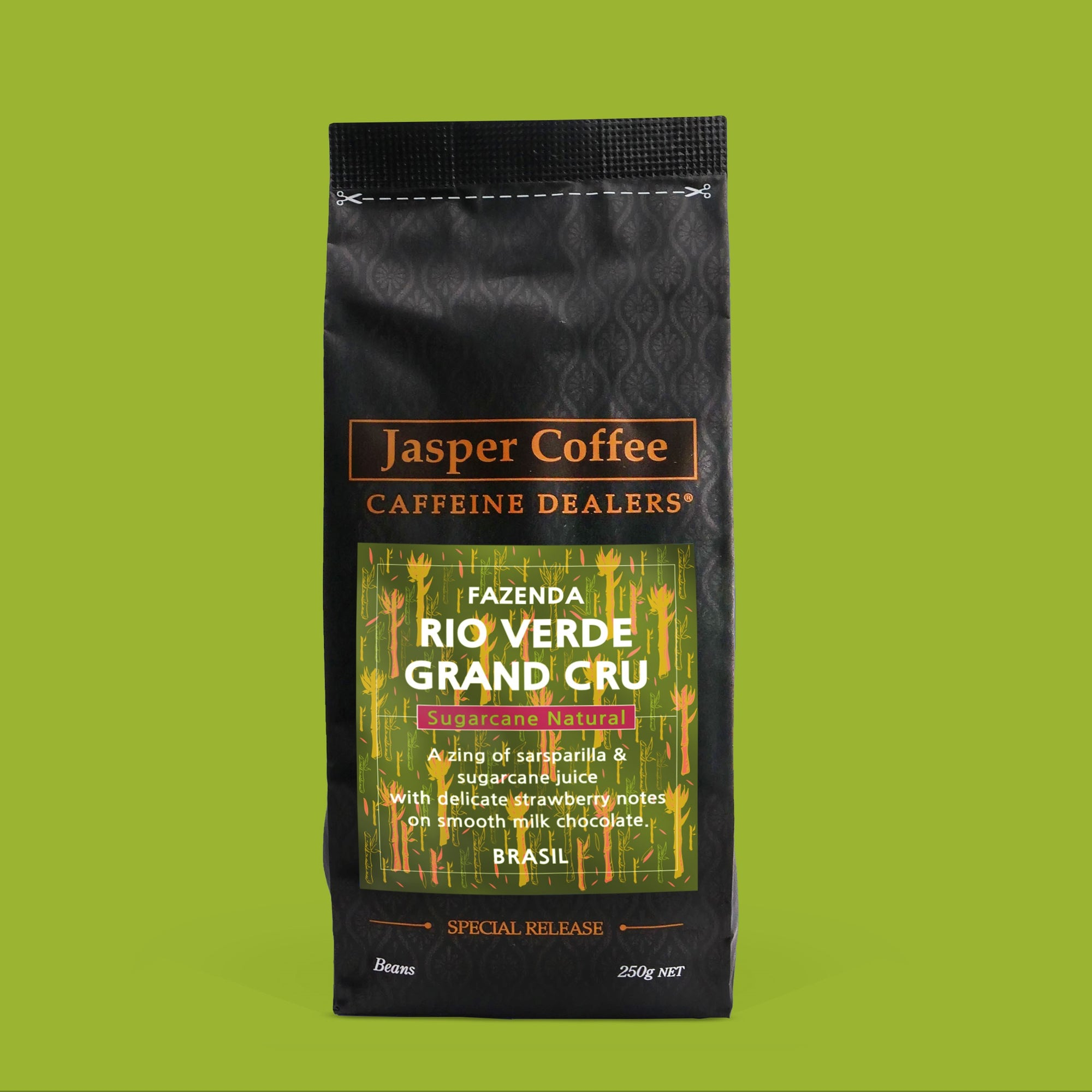 Brazil Ipanema Grand Cru