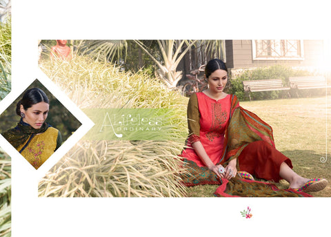 7 CLOUDS MORPANKH BEAUTIFULLY DESIGNED SALWAR SUITS