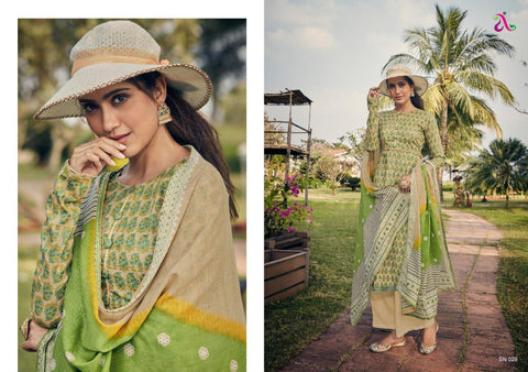 Angroop Plus Annabel jam silk Fancy Designer Salwar Suit