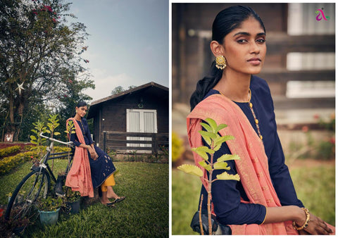 Angroop Plus Nazia Pure Jam Silk Cotton Suits Collection