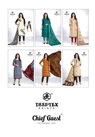 DEEPTEX PRESNTS CHIEF GUEST VOL.16 DAILYWEAR COTTON DRESS MATERIAL