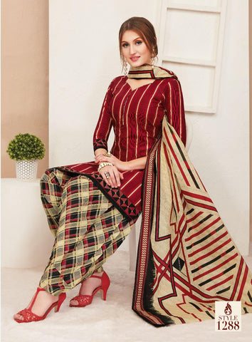 Balaji Cotton Chitra Vol 24 Casual Cotton Collection Dailywear Suits