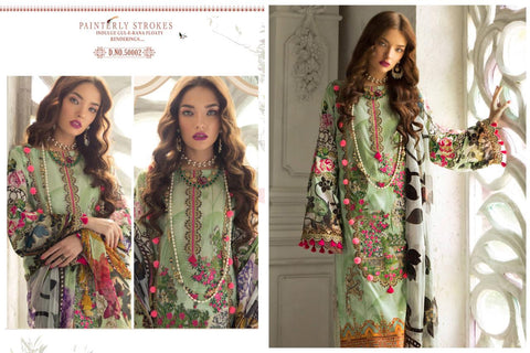 Cyra Fashion Alizah Collection Jam Cotton Pakistani Dress Material In Wholesale
