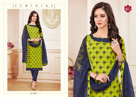 Dc Presents Chocolate Vol 11 Pure Cotton Fancy Designer Salwar Suits