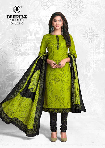 DEEPTEX PRINTS CLASSIC CHUNARI VOL.21 PRINTED SUMMER COTTON SUITS