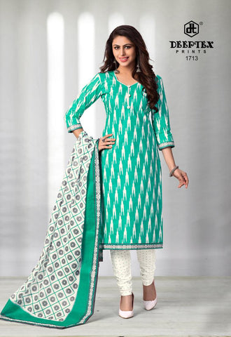 Deeptex Chief Guest VOL 17 Formal Wear Cotton Salwar Suit