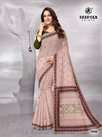 Deeptex Prints Summer 20 Vol 1 Casual Wear Saree Collection