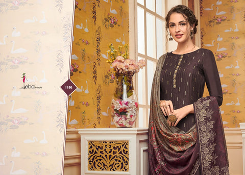 Eba Lifestyle Hurma Vol 28 Ethnic  Designer Salwar Suits
