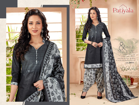 Ganesha Launched Patiyala Vol 23 Cotton Daily Wear Readymade Kurtis Collections