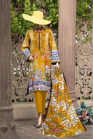 GULAHMED NX LAWN PRINTED PAKISTANI SUIT 2020 COLLECTION